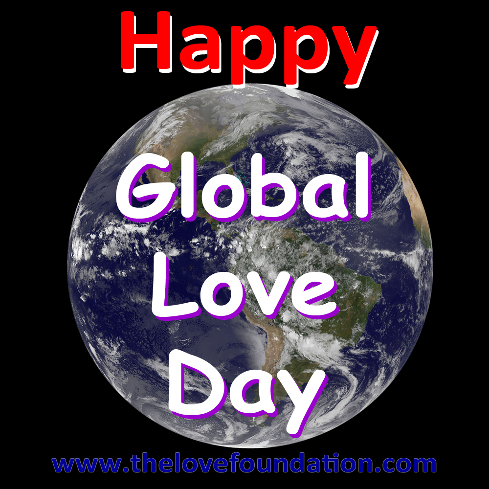 Global Love Day - The Love Foundation